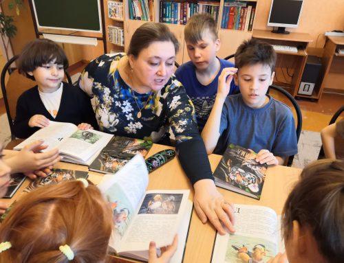 Творческая встреча с Балаковской писательницей Натальей Голиковой в библиотеке ГБУ СО «Центр ППМС» г. Балаково