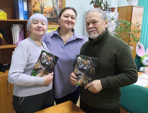 Наши гости: Виктор Власов и Ирина Тращилина